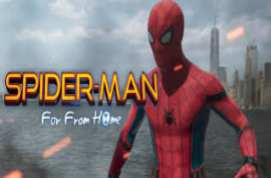 cf080 - Spider Man: Far From Home 2019 DVDRip-AVC Free Movie Torrent